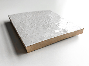 ANTISLIP - Chips within the glazing providing extra grip – for shower floors